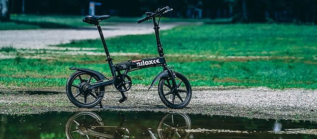 Bicicletta Nilox X0