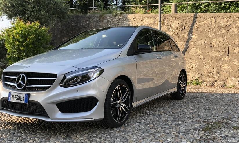 Mercedes Benz Classe B 180 D Premium Tech Recensione E
