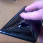 Sony Xperia XZ3 costerà 849 euro; render grazie a una cover