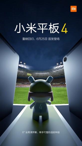 Xiaomi Redmi 6 Pro e Mi Pad 4 in arrivo il 25 giugno