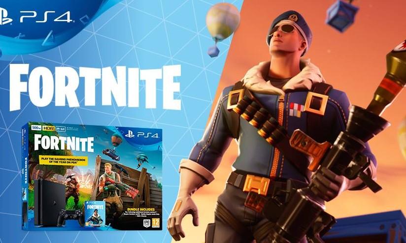 Playstation 4 In Bundle Con Fortnite E Alcuni Bonus Dal 16 Luglio