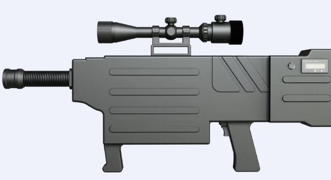 Cina: sviluppato fucile laser in grado di incenerire un umano