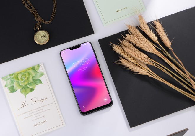 Cubot P20 fa il verso ad iPhone X, ad agosto a 129,99 dollari - image  on http://www.zxbyte.com