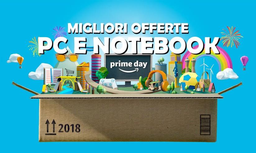 ba0da4997f Amazon Prime Day 2018: PC, notebook, componenti, router e periferiche in  offerta