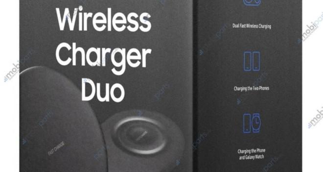 Samsung Watch e Note 9 avranno il loro Wireless Charger Duo