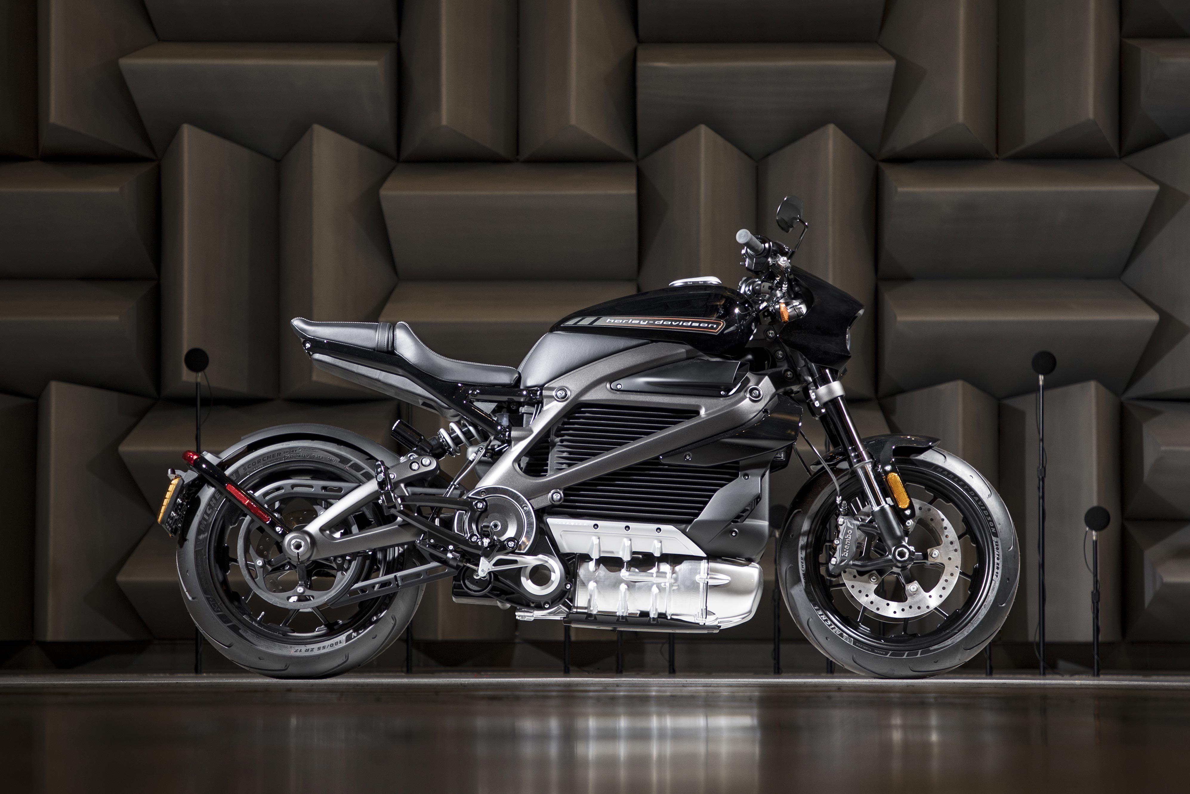 Shock a Las Vegas arriva la prima Harley-Davidson silenziosa - Due Ruote