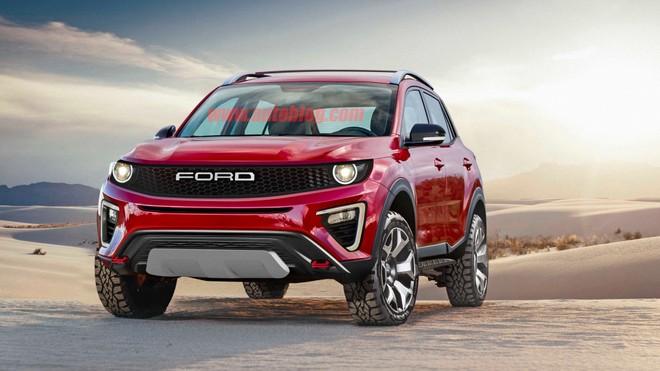 """Ford """"baby"""" Bronco: il SUV compatto in arrivo entro il 2021 - HDmotori.it"""