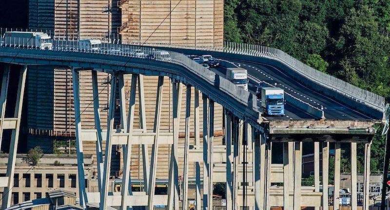 Anas, avviata sperimentazione sensori sicurezza ponti su viadotti Roma-Fiumicino e Raccordo Anulare