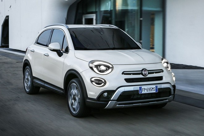 fiat 500x restyling tecnologico per il suv video