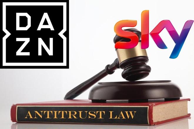Antitrust mette sotto processo Sky e Dazn: ecco il motivo