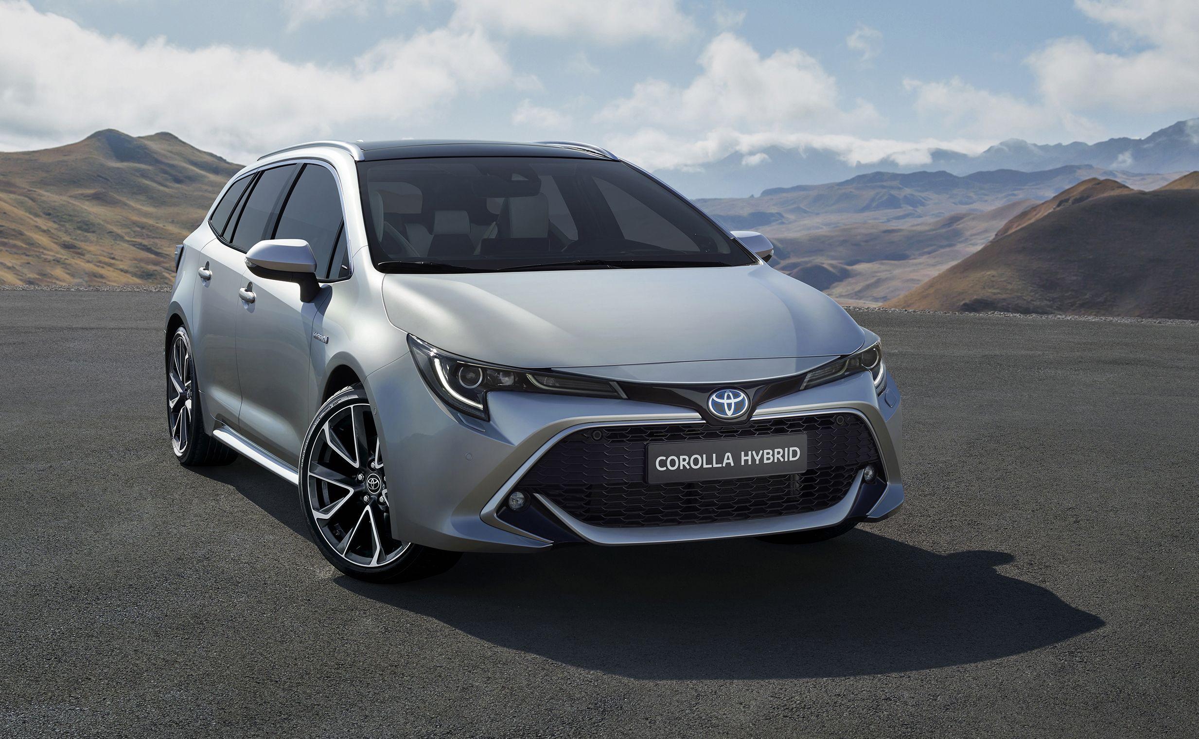 Toyota Corolla Touring Sports al Salone di Parigi 2018 - Anteprime