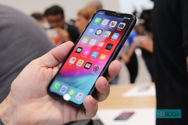 iPhone XR, Apple vuole espandere l'uso dell'Haptic Touch - image  on https://www.zxbyte.com