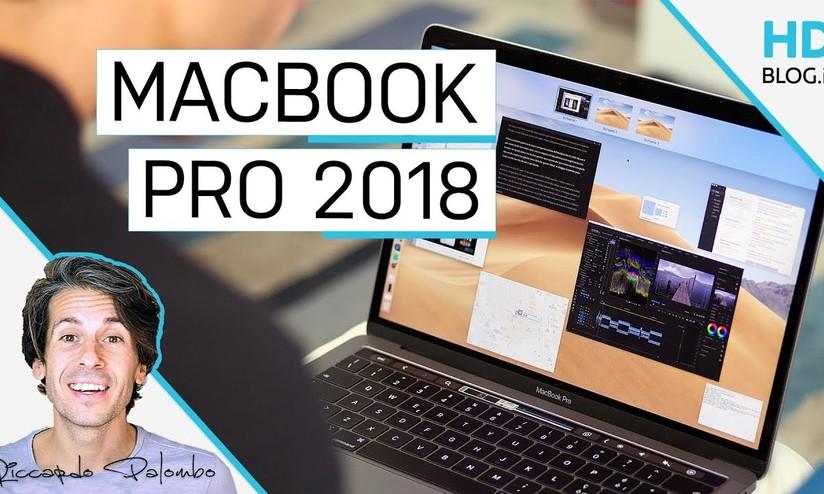 Recensione Apple MacBook Pro 13 TouchBar 2018: gli amori