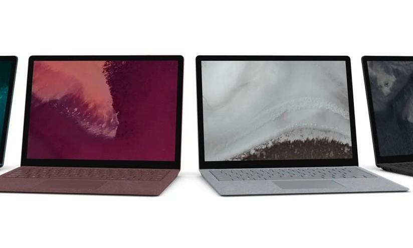 Microsoft Surface Pro 6, Laptop 2 e Studio 2 in Italia nella prima