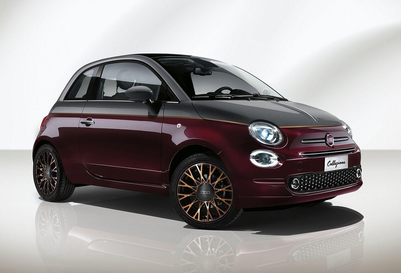 Fiat 500 Collezione Nuovi Colori Autunno Inverno Per La Versione