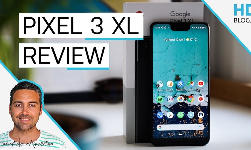 07600bc08dc0 Recensione Google Pixel 3 XL e confronto con Pixel 2 XL - HDblog.it