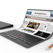 Samsung lavora a un computer portatile con display flessibile