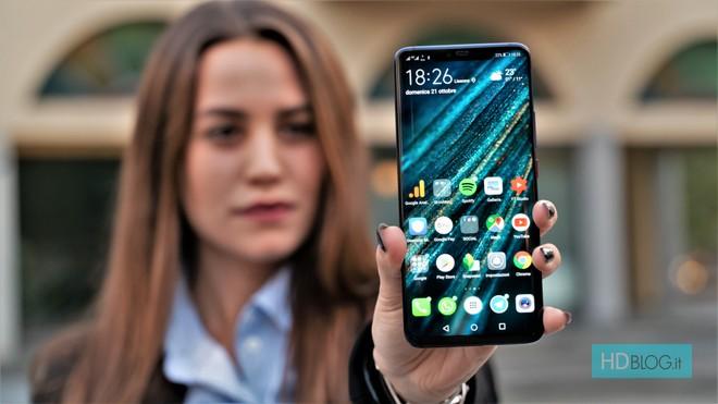 Tripletta Huawei Mate 20 domina top ten Antutu degli smartphone Android più veloci - image  on https://www.zxbyte.com