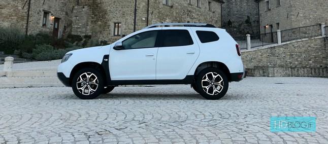 Dacia duster gpl 2018 prova su strada del suv for Prova su strada dacia duster 4x4