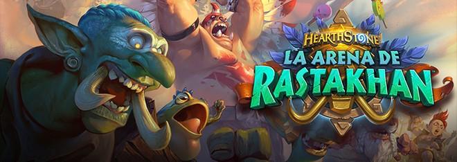 Hearthstone: la Sfida di Rastkhan arriverà il 4 dicembre su PC, iOS e Android - image  on https://www.zxbyte.com