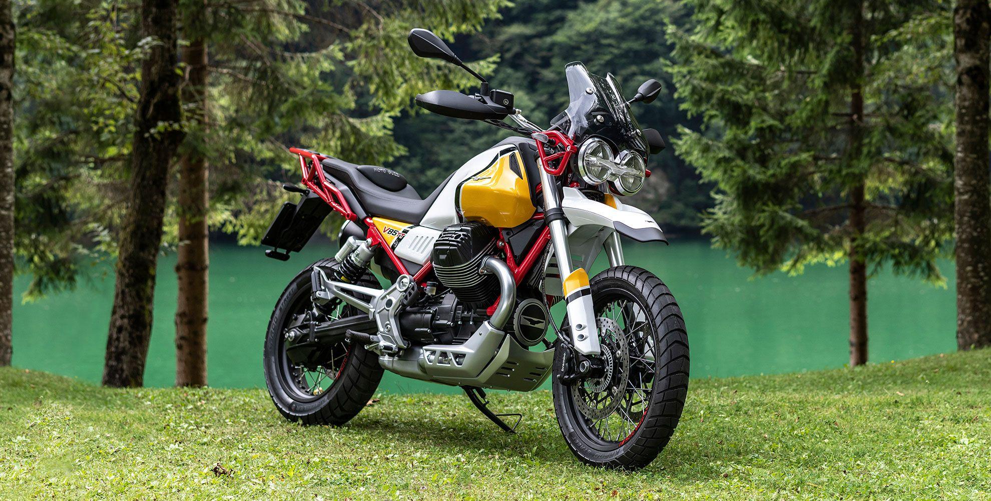 Moto Guzzi V85 TT, cresce la voglia tra gli appassionati