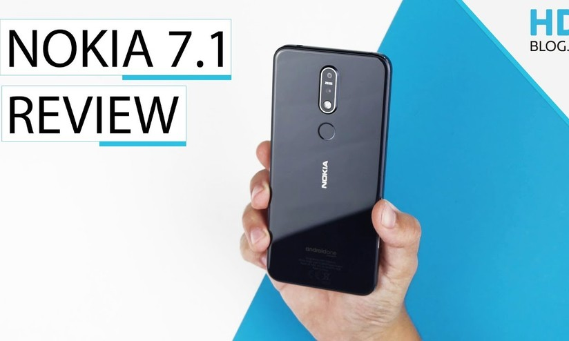 Recensione Nokia 7 1: concreto (bonus Google Camera e Night Sight