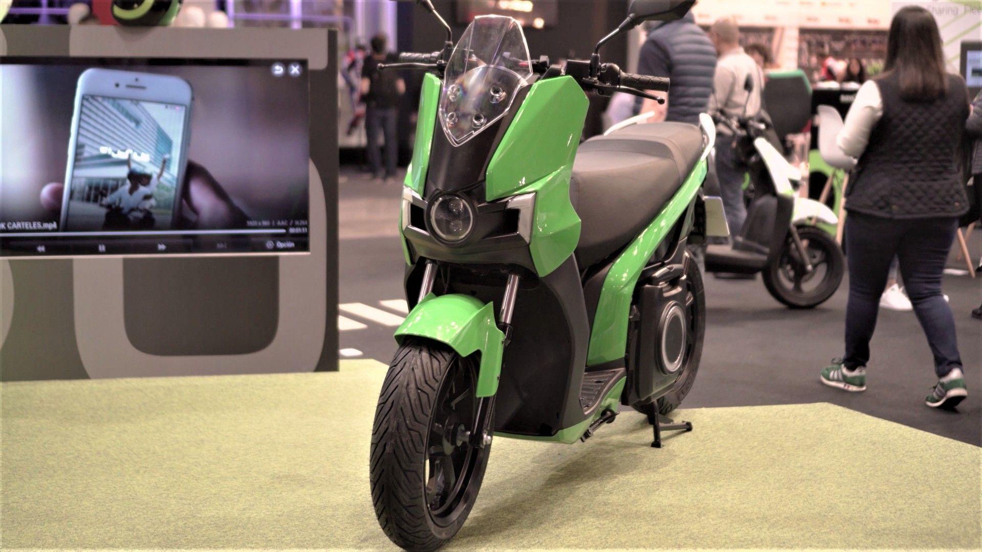avviare scooter con batteria