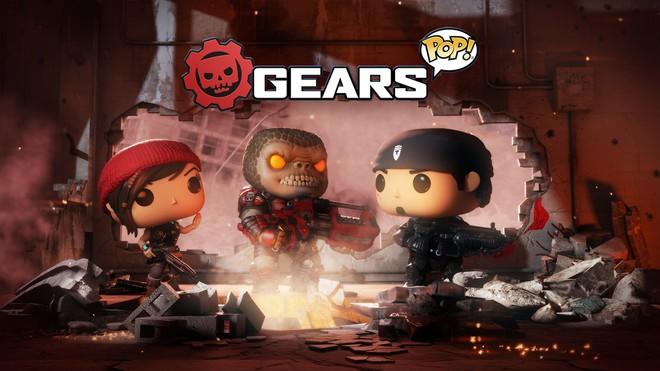 Gears Pop!: ecco il gameplay del gioco che porterà Gears of War su iOS e Android - image  on https://www.zxbyte.com