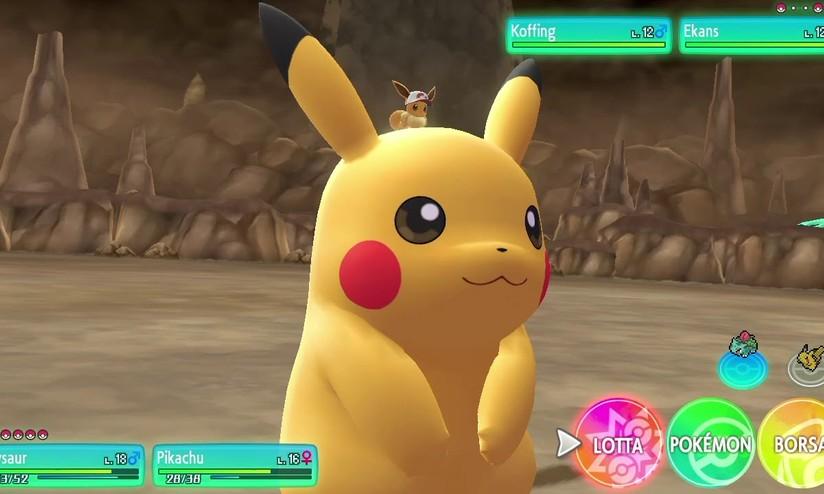 53ffc6c46c Pokémon Let's Go Pikachu e Eevee: il bello di tornare a Kanto | Recensione  - HDblog.it
