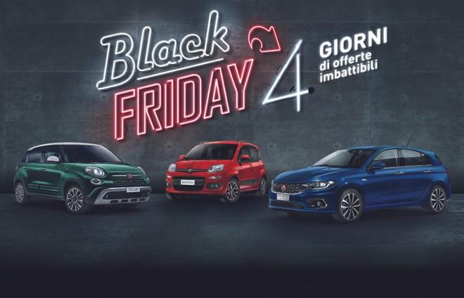 Black friday tutte le promozioni sui modelli fiat e for Hdmotori 500x