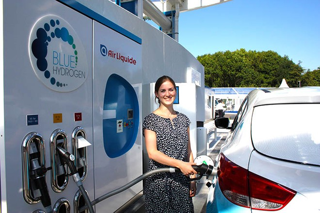 Hydrogen, Air Liquide expands the network of stations in California