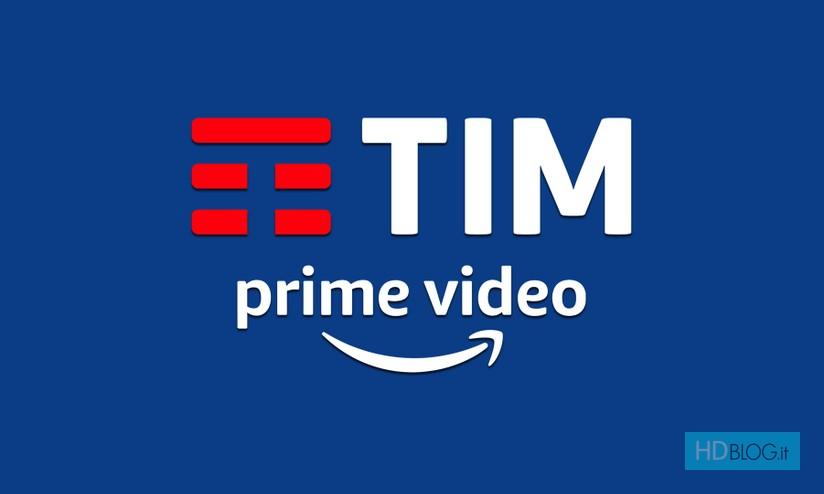 06e4d16558f7a6 TIM annuncia l'integrazione di Amazon Prime Video su TIMVISION ...