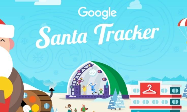 Posizione Babbo Natale.Google Torna Il Sito App Per Seguire Babbo Natale Sempre Piu