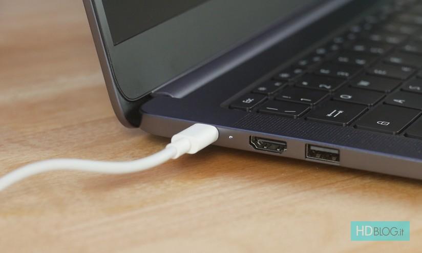 Huawei MateBook D in offerta a 499€ su Amazon (ma è la versione i3 8