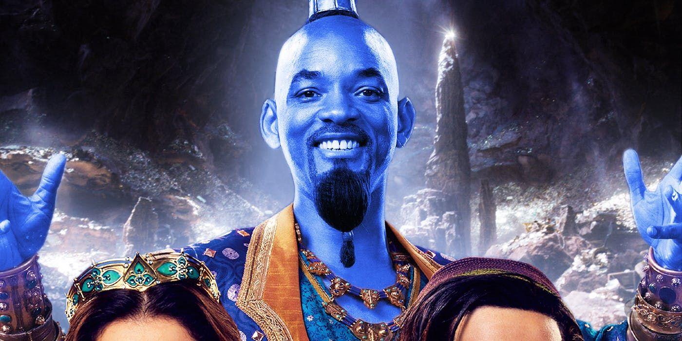 Aladdin will smith allegro genio blu la recensione panorama