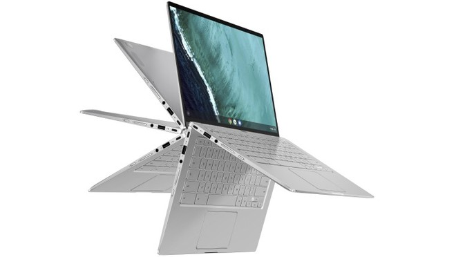 ASUS Chromebook Flip C434, al CES il 2-in-1 per la mobilità - image  on https://www.zxbyte.com