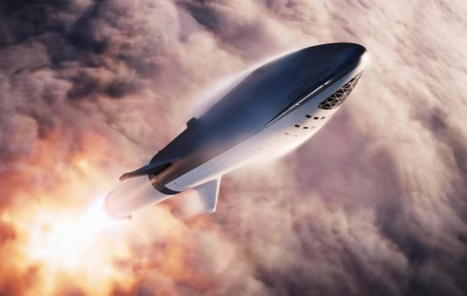 SpaceX: il prototipo di Starship danneggiato da raffiche di vento