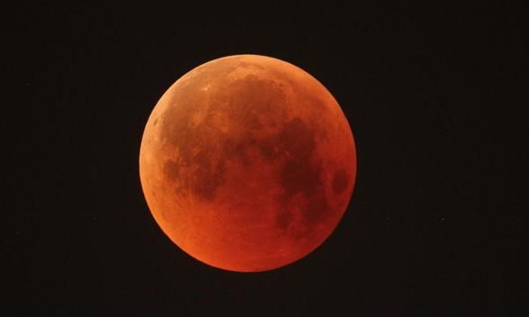 80f344cba5 Eclissi totale di Luna, la potremo osservare tra domenica 20 e lunedì 21  gennaio