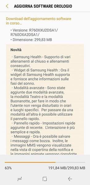 Samsung Gear S3: Tizen 4 0 0 2 disponibile in Italia - HDblog it