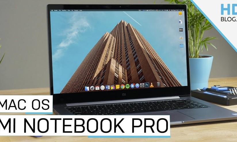 Xiaomi Notebook Pro e MacOS: binomio possibile? Video