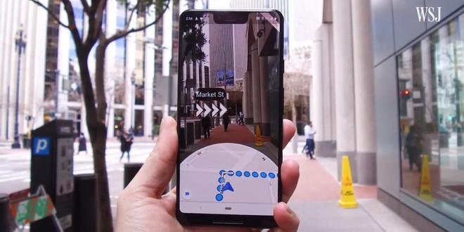 Google Maps, iniziano i test pubblici per la navigazione AR - image  on https://www.zxbyte.com
