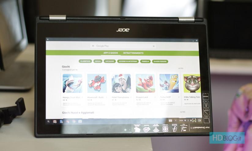 Chrome OS, sideload APK Android semplificato in lavorazione - HDblog it