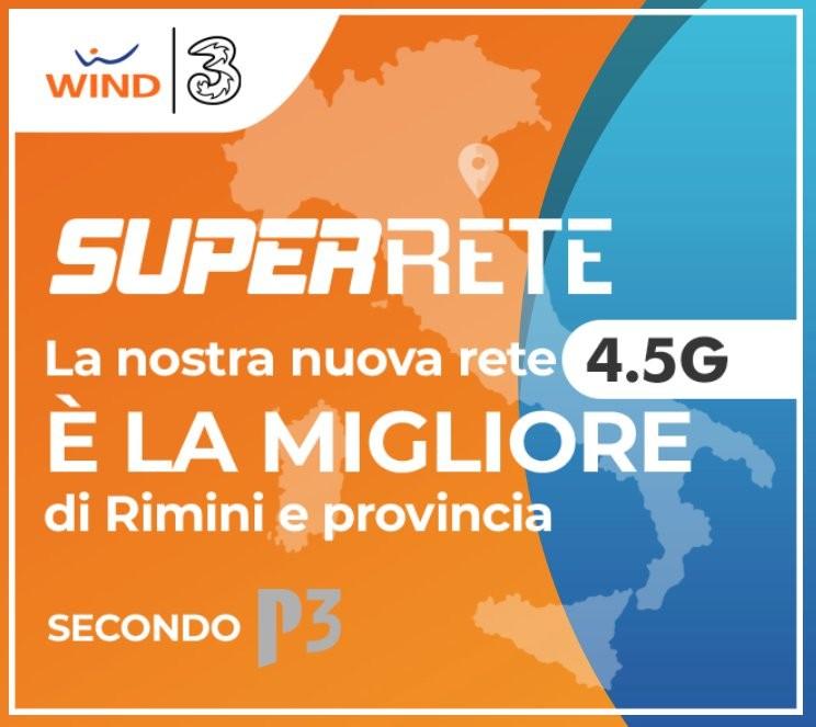 sale retailer 1f6d7 c43b3 Wind Tre: la rete unica si chiama ora Super Rete | Ufficiale ...