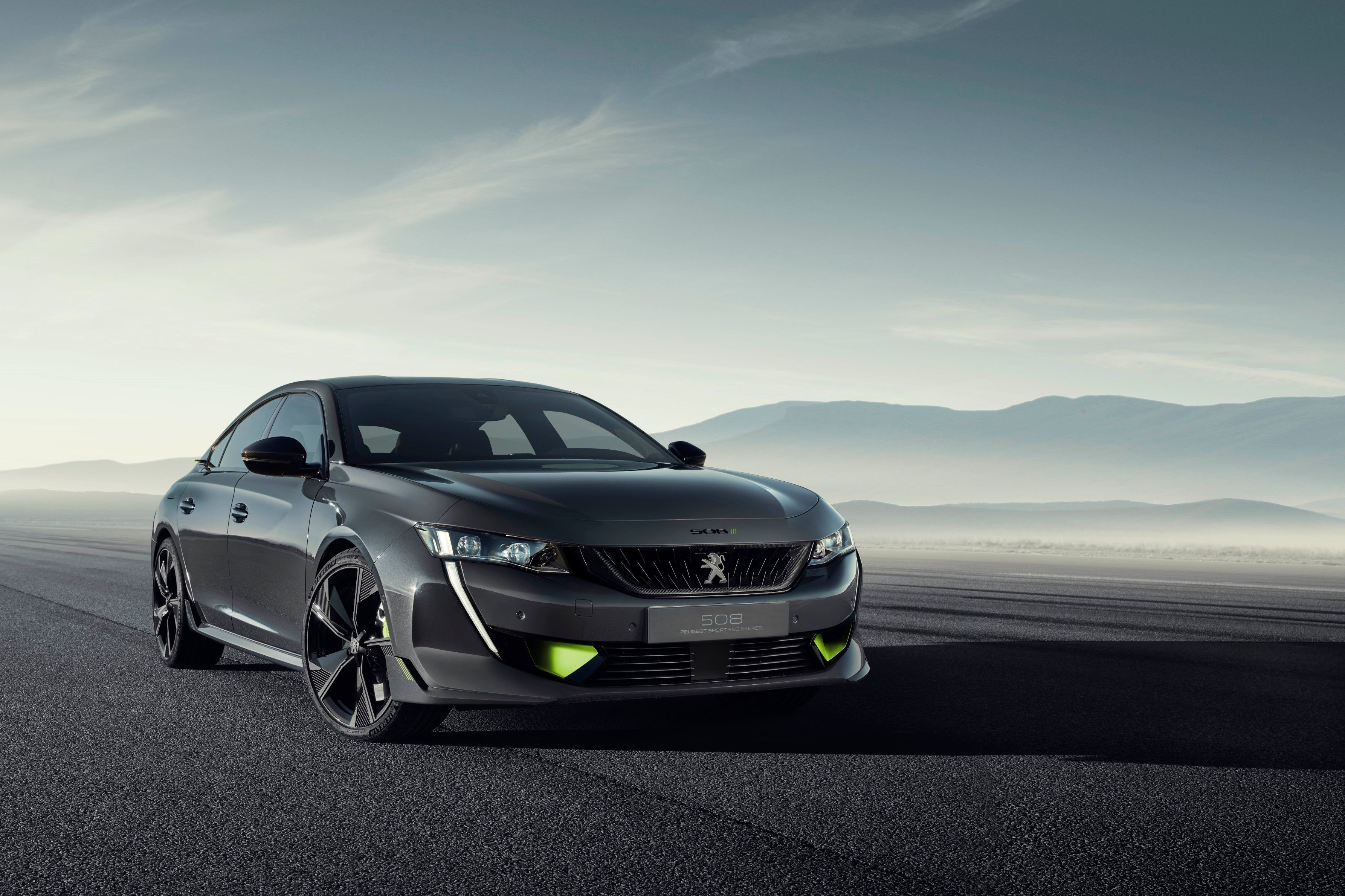 Salone di Ginevra, Peugeot 508 Sport Engineered, sportiva e ibrida