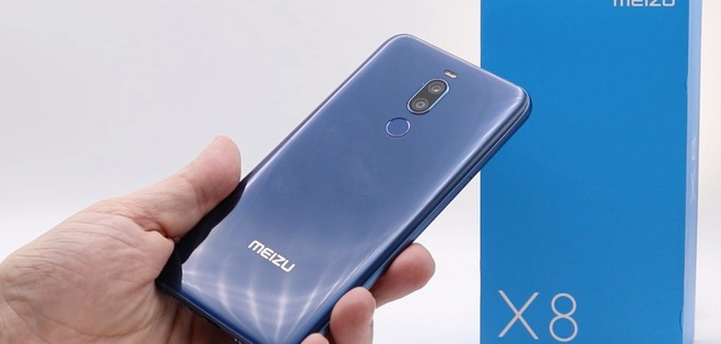 Recensione Meizu X8: Snapdragon 710, 6GB di RAM e