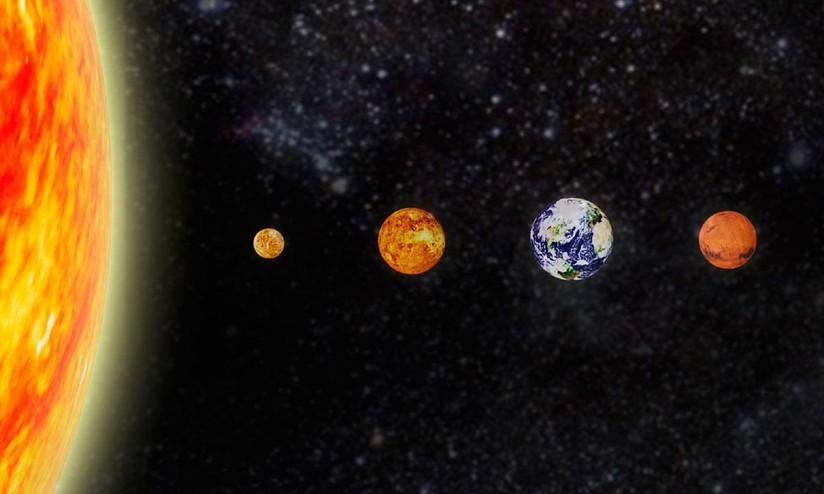 Macché Venere è Mercurio Il Pianeta Più Vicino Alla Terra Forse
