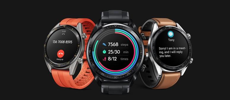 1e35534a86 Huawei Watch GT Active ed Elegant in Italia da oggi   Video Anteprima