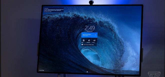 Surface Hub 2S/2X: nuovi dettagli, prezzi, modello da 85