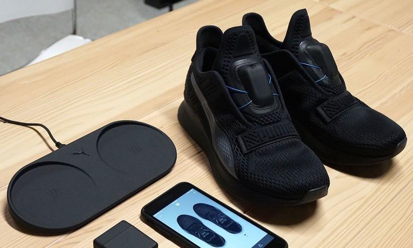 Scarpe autoallaccianti Puma Fi, al via la fase di testing