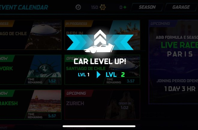 Formula E Ghost Racing: disponibile l'app per sfidare i piloti in